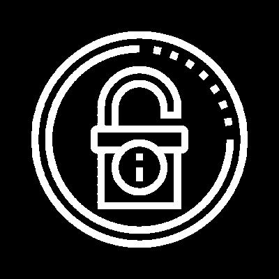 Ícone Aproveitamento de sistemas de segurança preexistentes