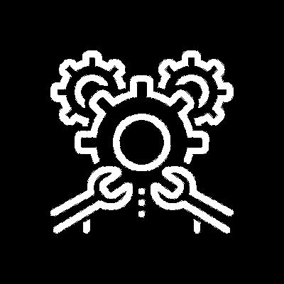 Ícone Manutenção constante