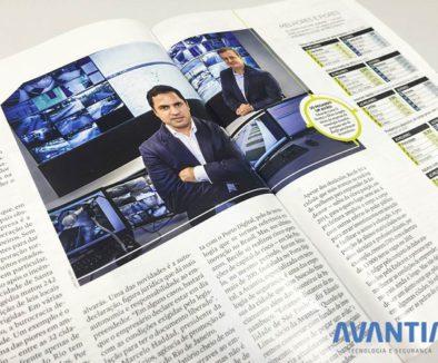 Diretores da Avantia falam à revista Exame sobre empreendedorismo