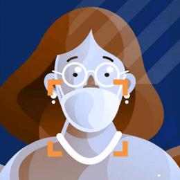 Detecção Inteligente de máscara facial